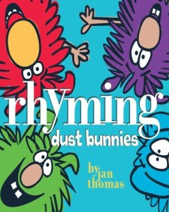 Rhyming Dust Bunnies R