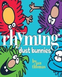 Rhyming Dust Bunnies R
