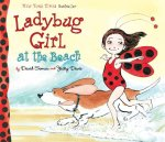Ladybug Girl at the Beach