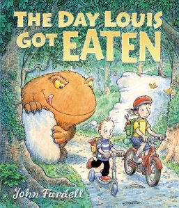 The Day Louis Got Eaten