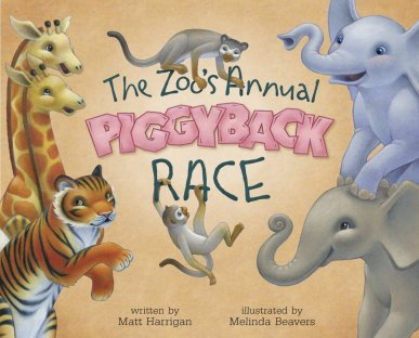 The Zoo's Annual Piggyback Race