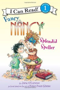 Fancy Nancy Splendid Speller