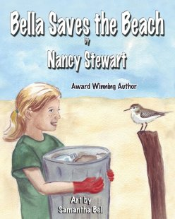 Bella Saves the Beach Cover
