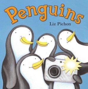 Penguins Liz Pichon