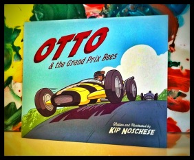 Otto and the Grand Prix Bees