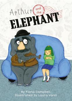 Arthur and Elephant Cover