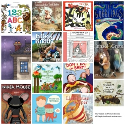 Week 1 Our Week in Picture Books