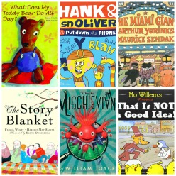 Feb 1st - Our Week in Picture Books
