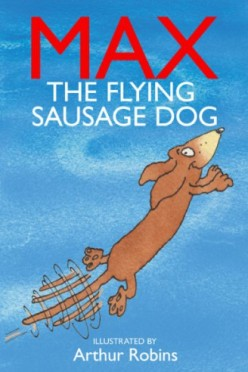 Max the Flying Sausage Dog