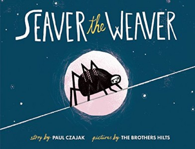 Seaver the Weaver Cover
