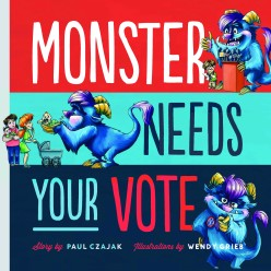 Monster Vote Cover