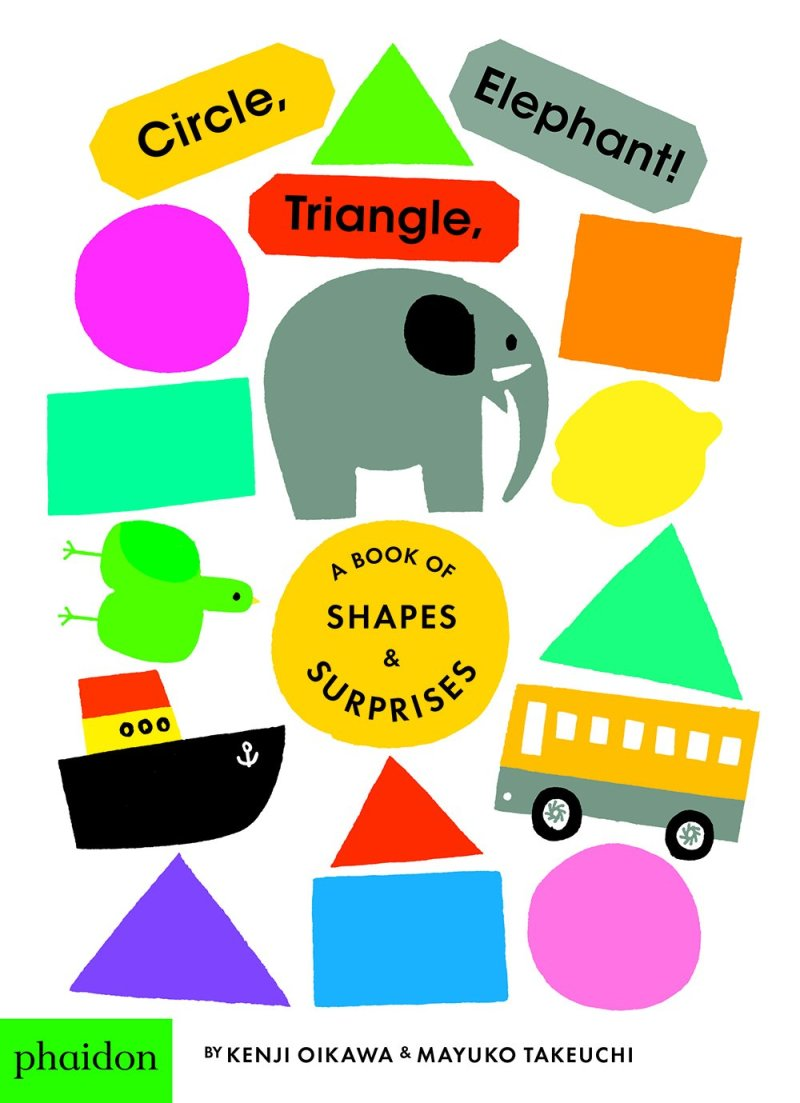 Circle, Triangle, Elephant