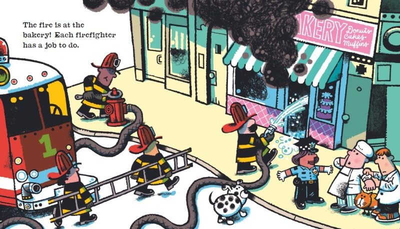 I'm a Firefighter 1