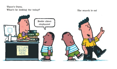 I'm a Librarian Spread 2