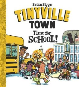 Tinyville Town Time for School