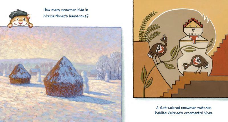 Picasso Spread 2