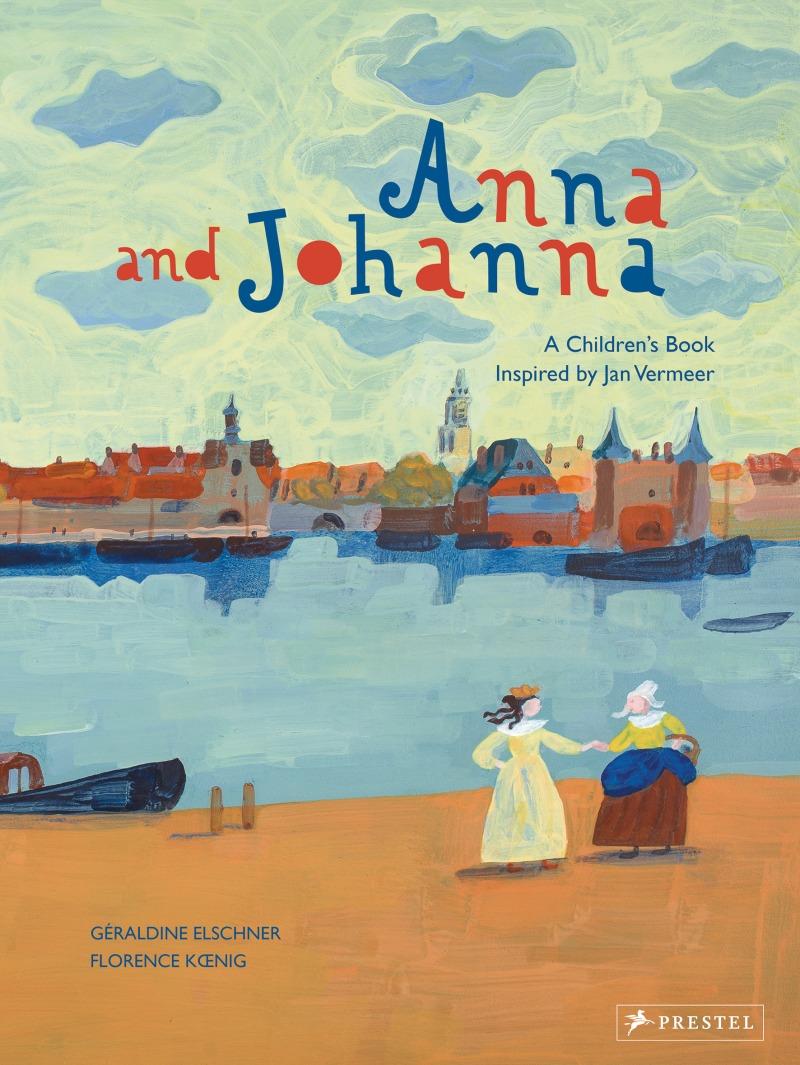 Anna and Johanna von Geraldine Elschner